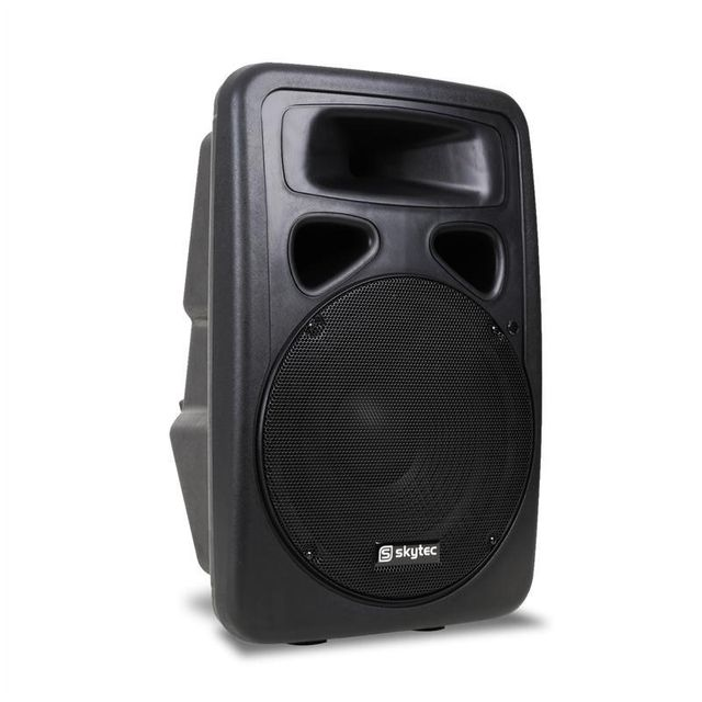 SKYTEC SP1500ABT Enceinte Active Bluetooth 38cm 15