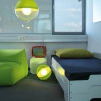 Koziol - Orion - Lampe à poser Anis/Anis Transparent Ø32,9cm - Lampe à poser designé par