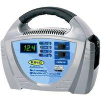 Ring Automotive - Ring Chargeur de Batterie 12 Volts 12 Amp 180 Ah 100% Automatique