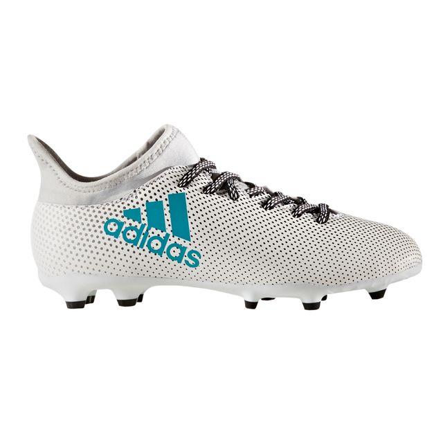 best website 6b58a 97271 Adidas performance - Chaussures football Adidas X 17.3 Fg Blanc Junior