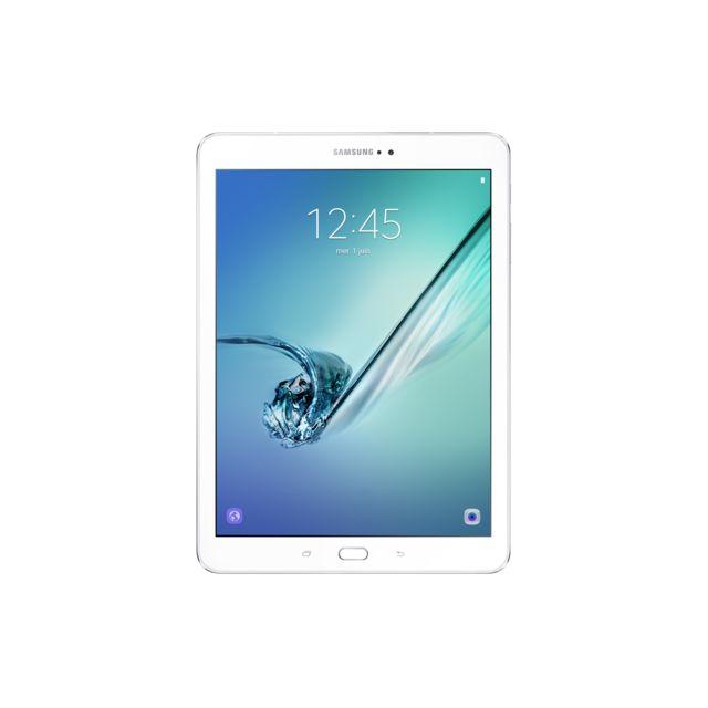 Samsung Galaxy Tab S2 - 9,7'' - 32 Go - 4G - Blanc
