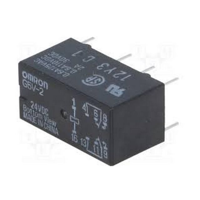 pour automobile Hongfa 012-1H1SGD1 Relais HFV4 14VDC 40A