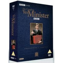 2 Entertain Video - The Complete Yes Minister - Import Zone 2 Uk ANGLAIS Uniquement, IMPORT Dvd - Edition simple