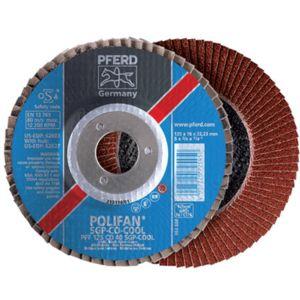 pferd disque abrasif a lamelle 125 mm plat grain 80 mm 125 gamme standard pas cher. Black Bedroom Furniture Sets. Home Design Ideas