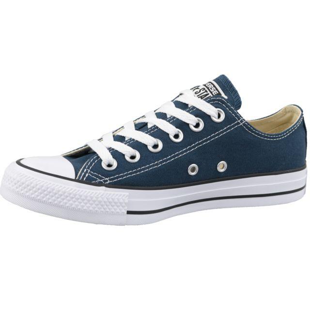 converse chuck taylor femme bleu m9697c