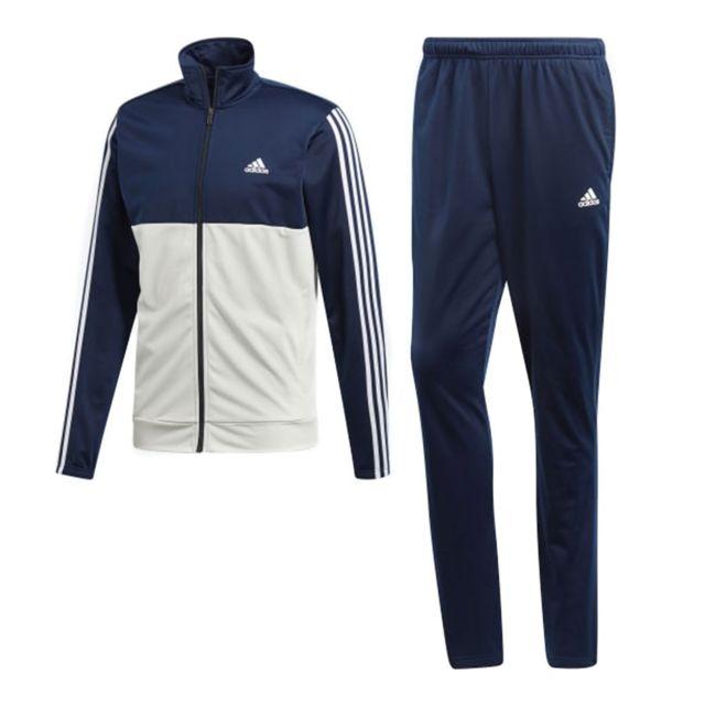 Adidas Survêtement bleu marine homme Back2basics