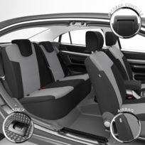 Dbs - Housse de siège Auto / Voiture - Sur Mesure pour Peugeot Partner et Citroen Berlingo 2 04/2008 à 2018