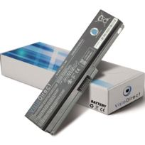 Visiodirect - Batterie pour ordinateur portable Toshiba Satellite L750 Satellite L750D Compatible Pourpa3817U-1BAS Pa3817U-1BRS portable 10.8V 4400mAh