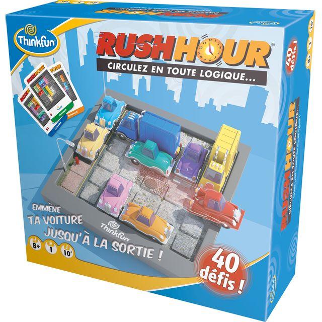 ASMODEE Jeu de logique - Rush Hour - TFRH02