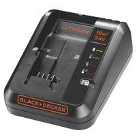 Black & Decker - Chargeur pour Batterie 54 V - 2.Ah Lithium - Bdc2A-QW