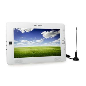 """MAJESTIC - TVD-934N Ecran 9"""" USB Batterie"""