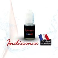 E-liquide Indecence - E-liquid Francais Indecence 6 mg 10 ml Cola Drink