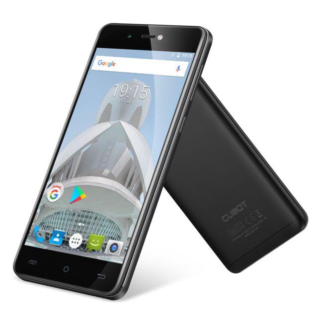 cubot r9 2 16 go 5 7 pouces 3g hd noir pas cher achat vente t l phone portable classique. Black Bedroom Furniture Sets. Home Design Ideas