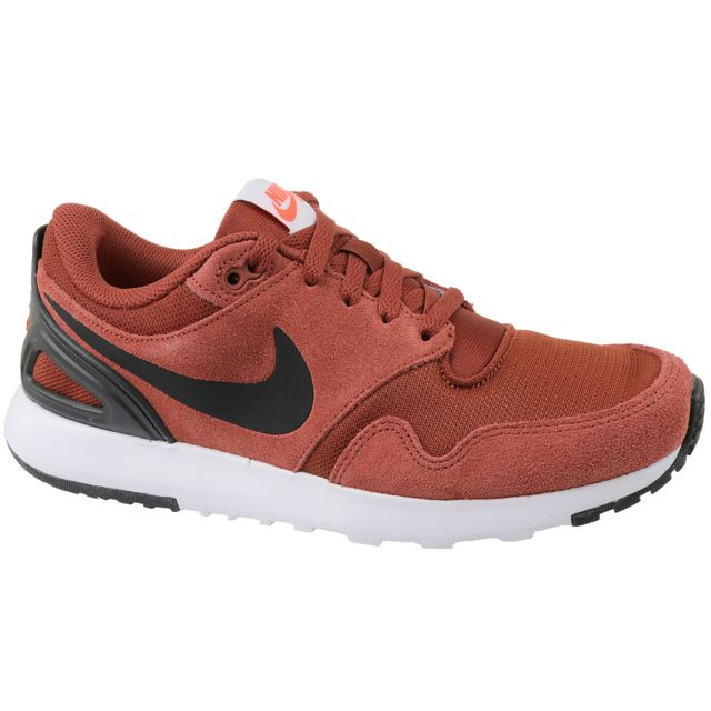 reputable site ad49e 61a01 Nike - Air Vibenna 866069-600 Rouge - pas cher Achat   Vente Chaussures  running - RueDuCommerce