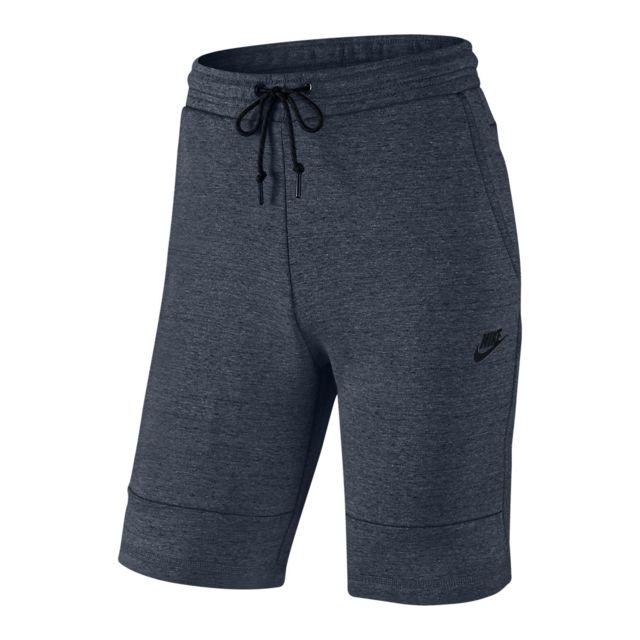 Nike Gris Short Tech Fleece 628984 474 Gris Nike XS pas cher Achat 07fea4