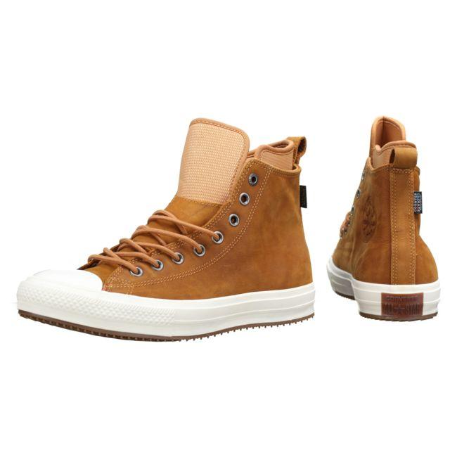 Converse - Basket Ctas Wp Boot Hi 157461c Camel - pas cher ...