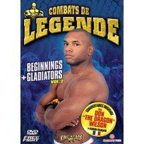 Nacarat Prod - Combats de légende - Beginnings + Gladiators - Vol. 2