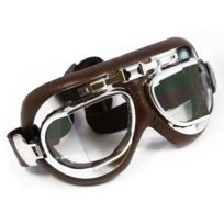 Torx - Lunettes moto Air Force Brown/Clear