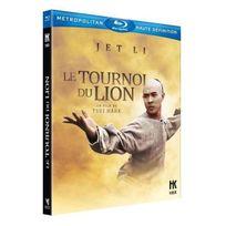 Hk - Il était une fois en Chine 3 - Le tournoi du Lion - Blu-Ray