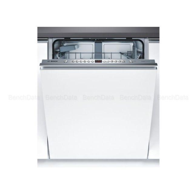 Bosch Lave-vaisselle - SMV46AX04E - Blanc