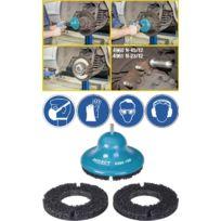 Hazet - Ponceuse de moyeux de roues - Nombre d'outils: 3 - 4960-200/3